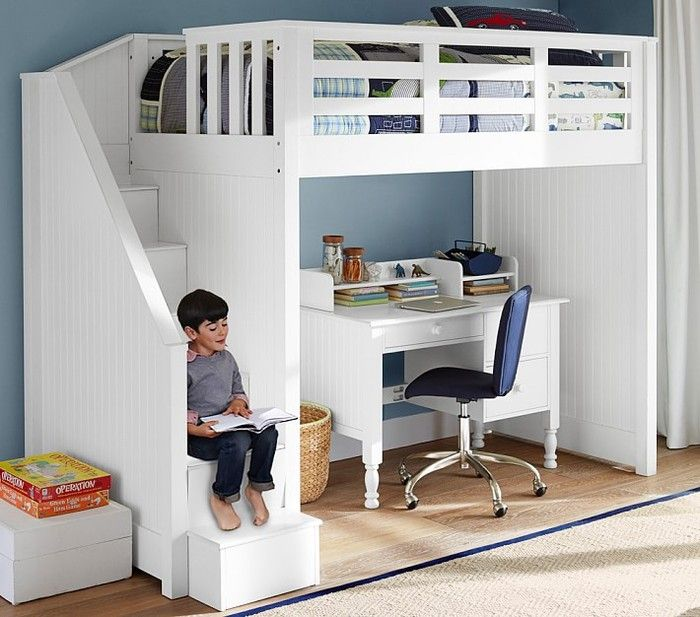 Why you should pick kids bunk beds with desk u2013 BlogBeen