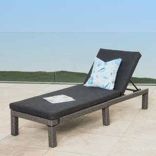 Buy Single Chaise Outdoor Chaise Lounges Online at Overstock.com
