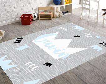 Childrens rugs   Etsy