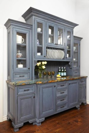 Kitchen Buffet Sideboard Hutch Tag: The Elegance of Classic Kitchen