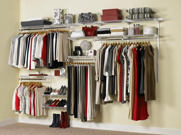Closet Systems 101 | HGTV