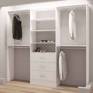 Closet Systems for staying   organized