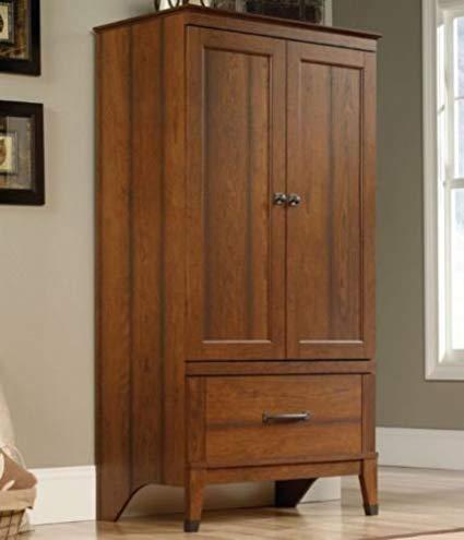Amazon.com: Wardrobe Armoire Storage Closet Cabinet Bedroom