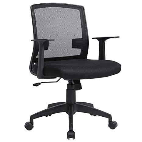 Amazon.com: PayLessHere BestOffice MidBack Ergonomic Home Office