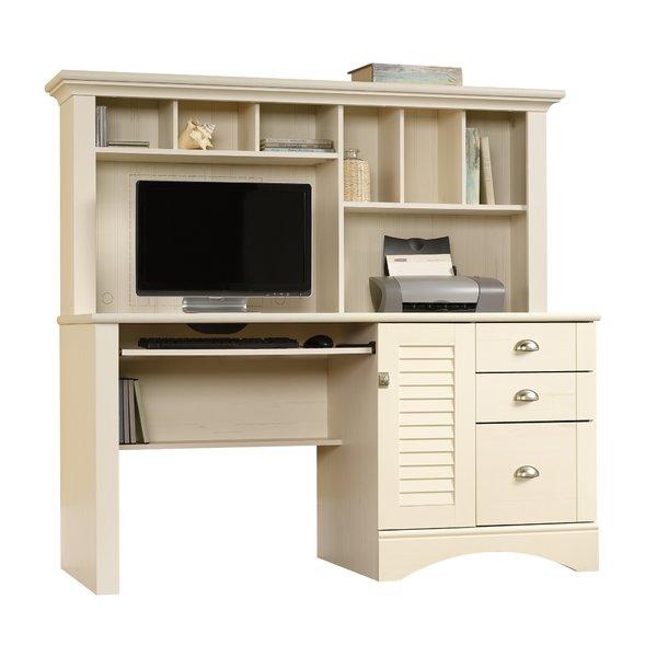 Pinellas Computer Desk with Hutch & Reviews | Joss & Main