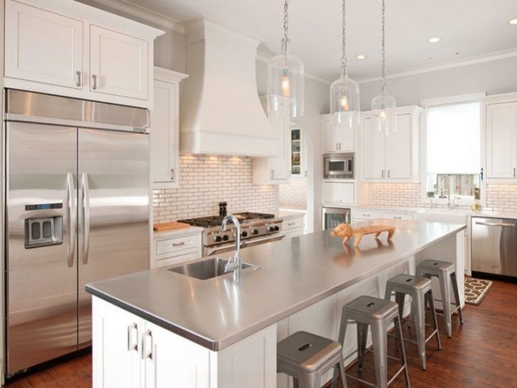 30 Fresh and Contemporary Kitchen Countertop Ideas   Kitchen