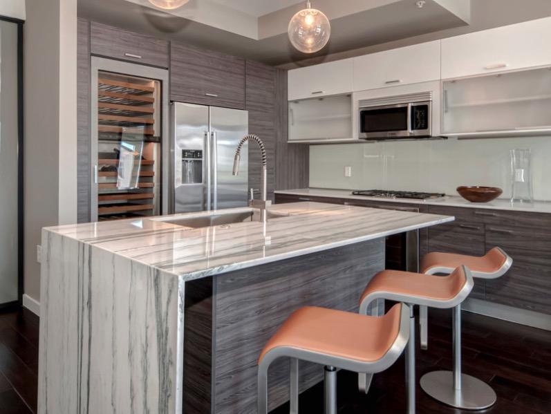 Modern Kitchen Countertops - Biketothefuture.org