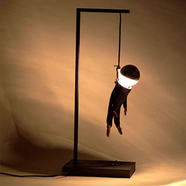 Cool Lamps: 40 of The Most Creative Lamp Designs Ever | Cool Shit