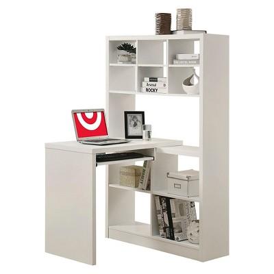 Corner Desk - White - EveryRoom : Target