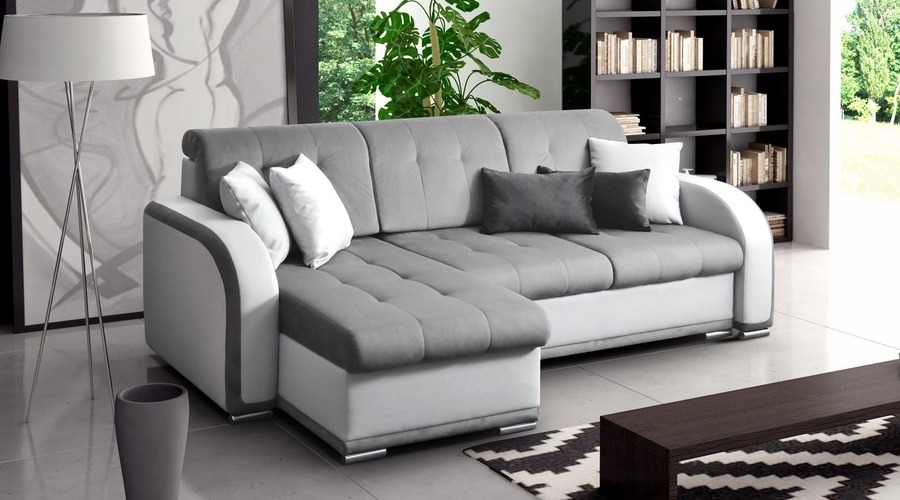 J&D Furniture   Sofas and Beds   AVIO CORNER SOFA BED