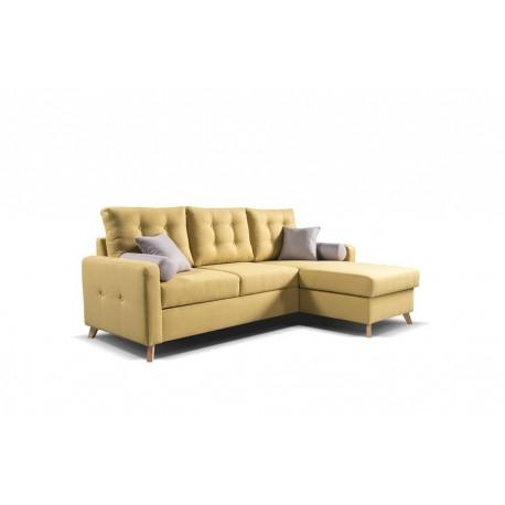 Bocco - Small Corner Sofa Bed - Sofas (3060) - Sena Home Furniture