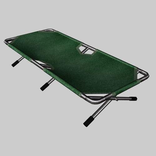 cot bed 3D asset | CGTrader