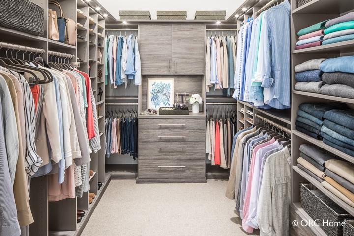 Custom Closets | Custom Closet Organization by ORG Home