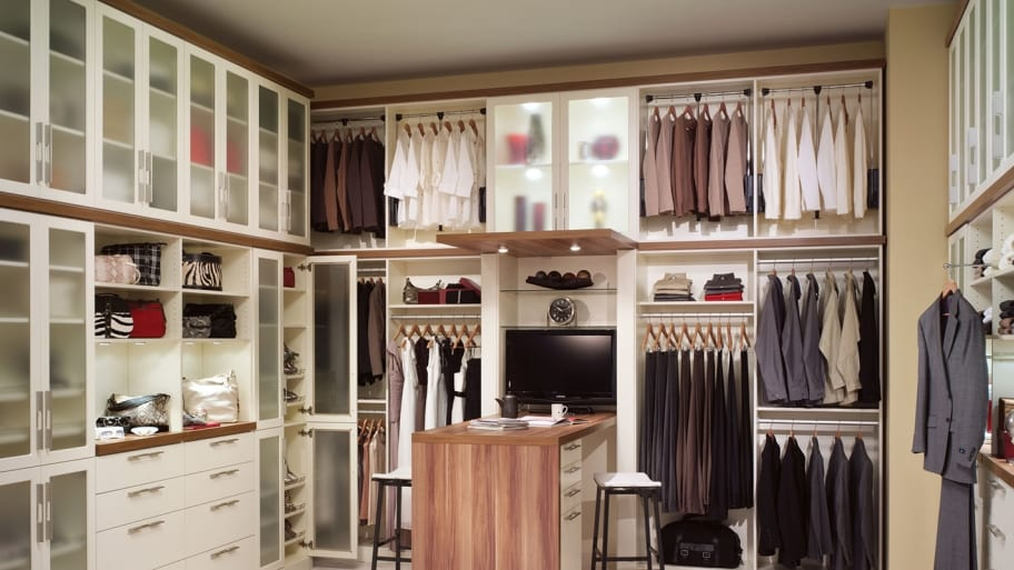 How Much Do Custom Closets Cost? | Angie's List