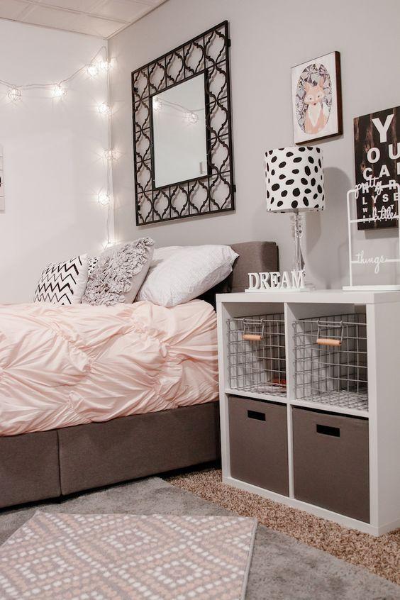 Decorating Ideas For Teen Girl   Bedroom