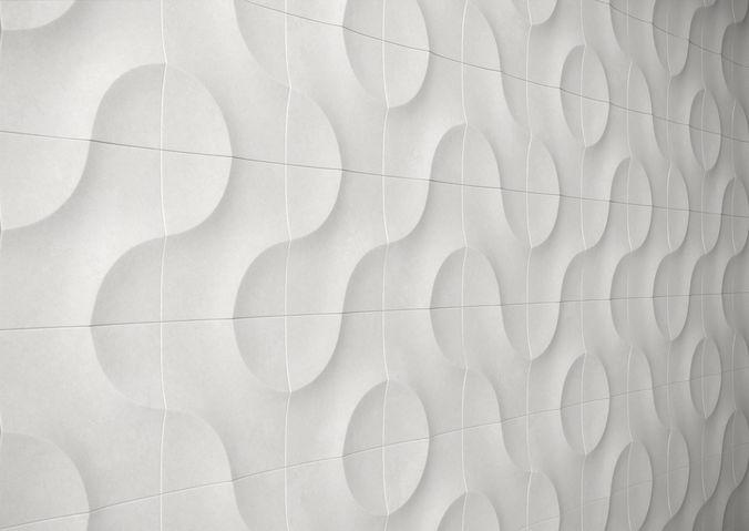 Gypsum Parametric Decorative Wall Panels 3D | CGTrader