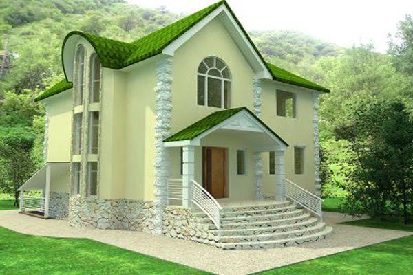 Exterior house colour - Exterior and interior paint ideas #exterior
