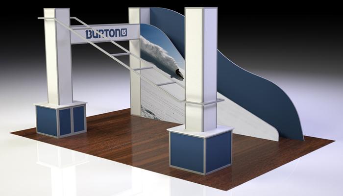 Design Ideas for Trade Show Displays | Agam Group, Ltd.