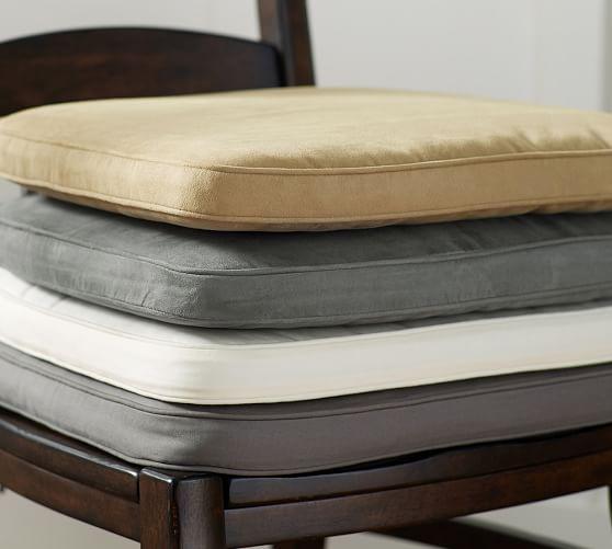PB Classic Dining Chair Cushion | Pottery Barn