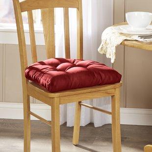 Dining Chair Seat Cushions You'll Love | Wayfair