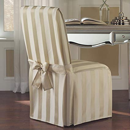 Amazon.com: United Curtain Madison Dining Room Chair Cover, 19 by 18