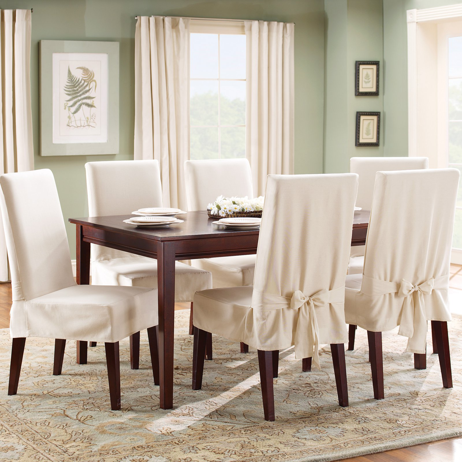 Making Your Events Special   with New Dining Room Chair Covers