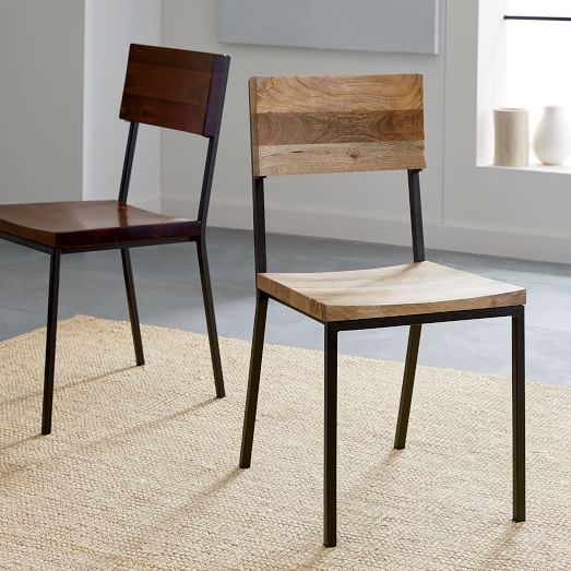 Rustic Dining Chair | west elm