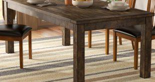 Mistana America Dining Table & Reviews | Wayfair