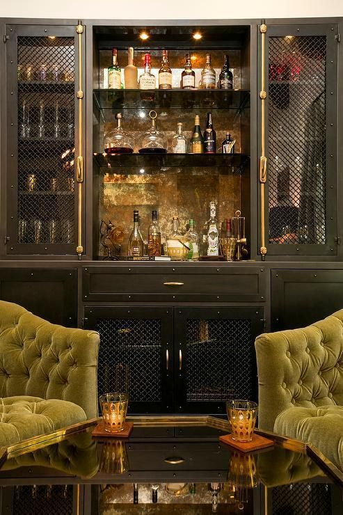 Elegant and Luxurious Design Ideas for Your Home Bar in 2019   Home