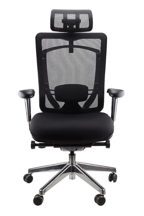 Nicholas Mesh Ergonomic Chair - 5 Year Warranty + FREE Shipping - No