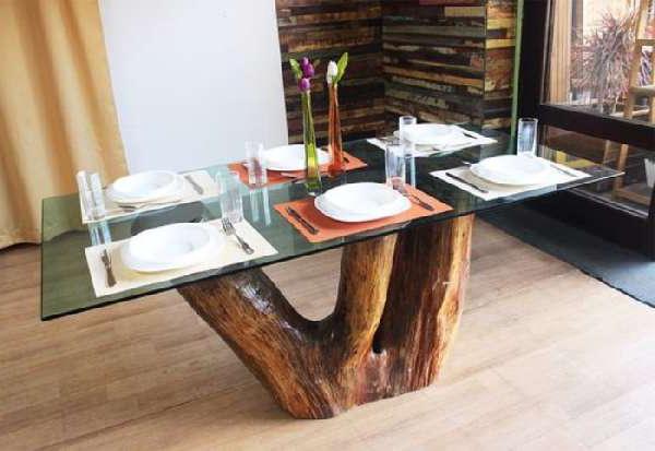 Beautiful exclusive designer desks furniture on 40 photos - Make