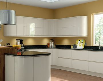 New Fully Fitted Kitchens: Quality & Bespoke Design | Dream Doors