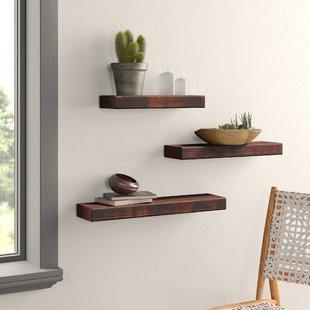 Floating Shelves You'll Love   Wayfair