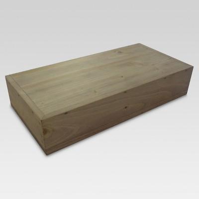 Real Wood Floating Shelf 12