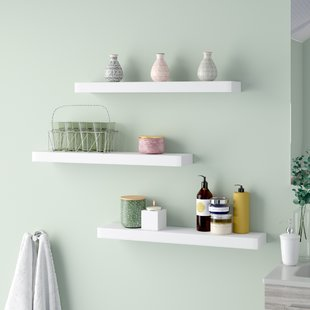 Making the Floating Wall   Shelves at Your Home