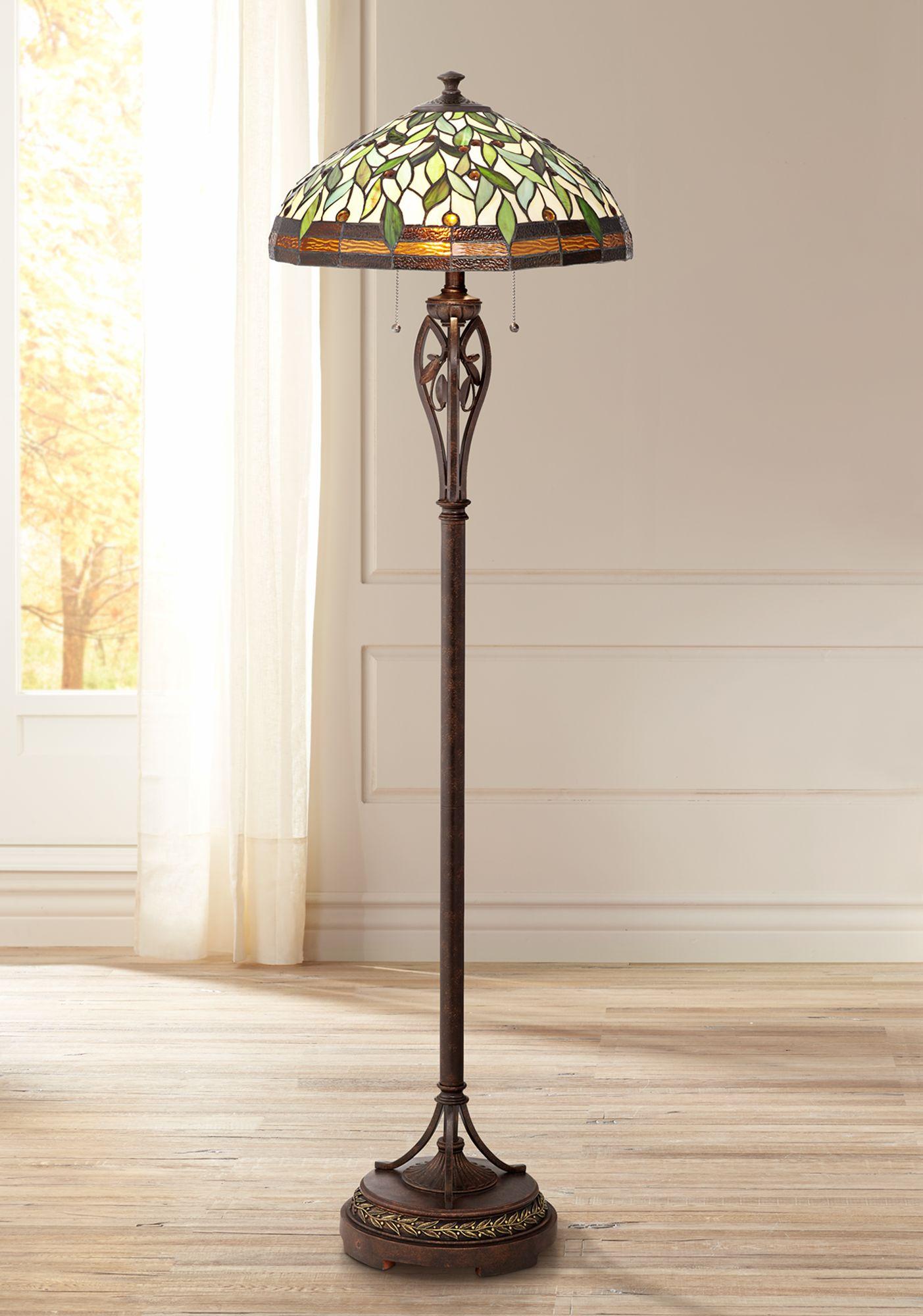 Floor Lamps For A Distinct   Feel