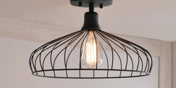 Pretty Dazzling Flush Mount   Lighting for Your Home