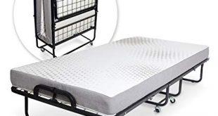 Amazon.com: Milliard Diplomat Folding Bed u2013 Twin Size - with