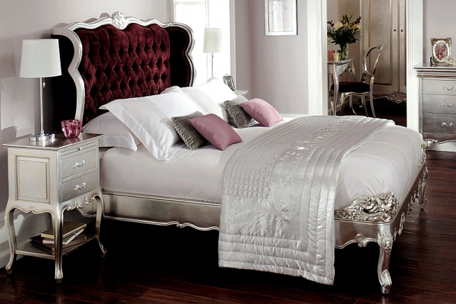 French Style Beds & Bedroom Furniture, UK - Crown French Furniture