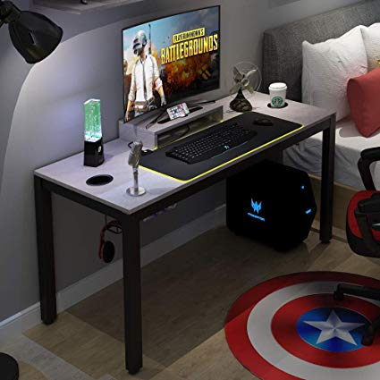 Amazon.com: Need Gaming Desk All-in-one Gaming Computer Desk with