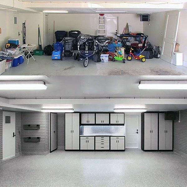 100 Garage Storage Ideas for Men - Cool Organization And Shelving