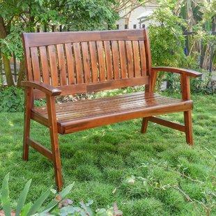 Outdoor Benches You'll Love   Wayfair