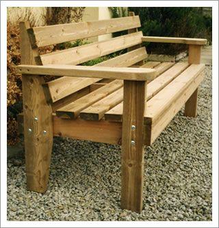 Garden Wooden Benches Make   Your Garden Exquisite