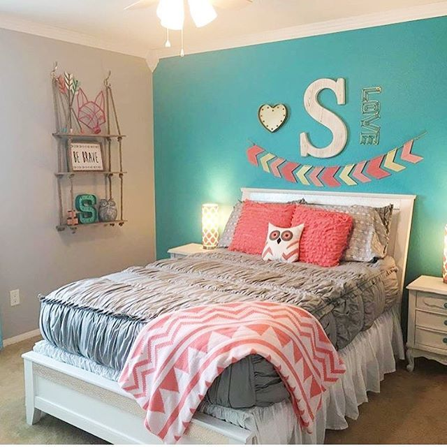 Girls Room Decor And Design Ideas, 27+ Colorfull Picture That