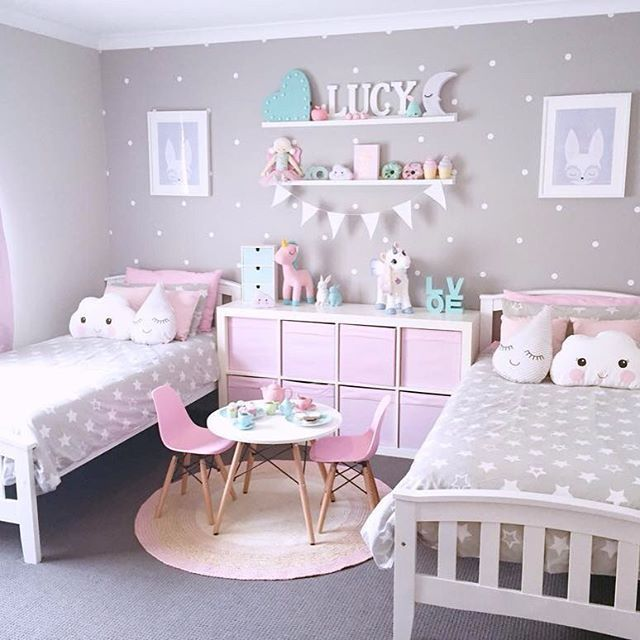 Creating Girls Bedroom Ideas   on Your Own