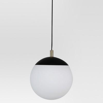 Globe Head Swag Lights Black - Project 62™ : Target