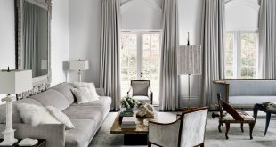 27 Best Gray Living Rooms Ideas - How to Use Gray Paint and Decor in