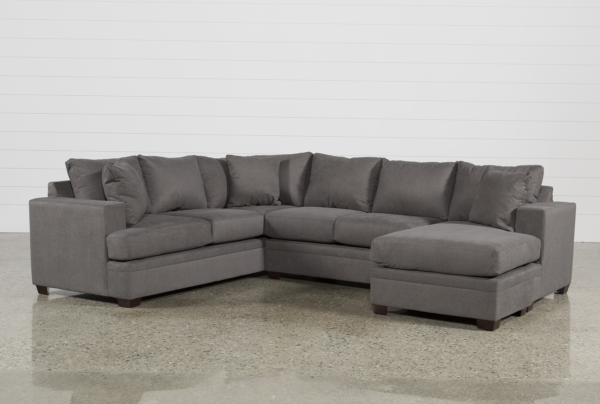 Grey Couch Adds Warmth And   Fashion To Your Home