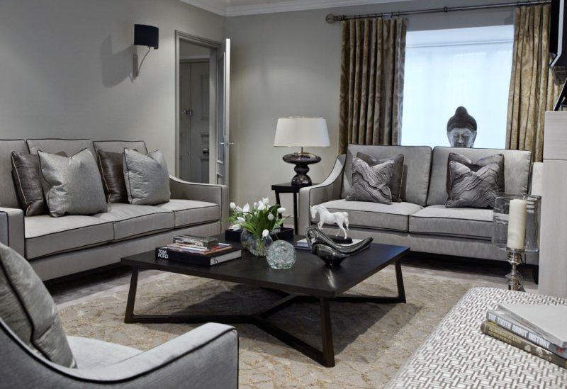 Grey Living Room Furniture Ideas u2014 Furniture Ideas : Elegant and