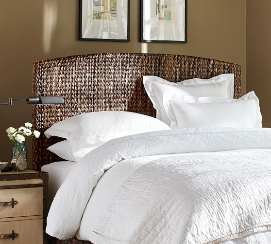 Go Creative in Choosing   Headboards for Your Bed